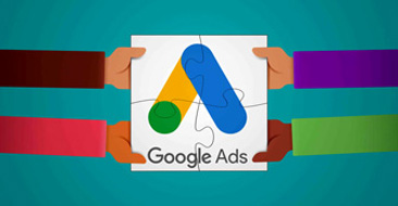 مدیریت محتوا google ads